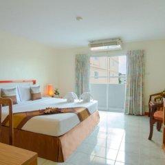 Eastiny Bella Vista Hotel & Residence Паттайя комната для гостей фото 4