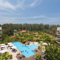 Отель Dewa Phuket Nai Yang Beach балкон