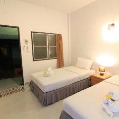 Отель Saladan Beach Resort 3* Стандартный номер с различными типами кроватей фото 7