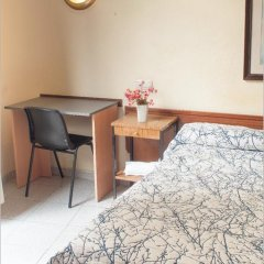 Отель Hostal Nilo Стандартный номер с двуспальной кроватью (общая ванная комната) фото 3