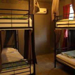 Mr.Comma Guesthouse - Hostel Кровать в общем номере с двухъярусной кроватью фото 20