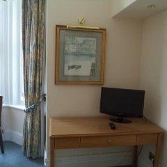 Langfords Hotel удобства в номере