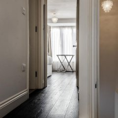 Отель Knightsbridge Apartments Великобритания, Лондон - отзывы, цены и фото номеров - забронировать отель Knightsbridge Apartments онлайн интерьер отеля фото 2