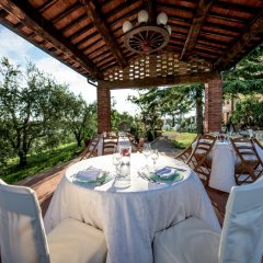 Отель Albergo La Foresteria Синалунга питание фото 3