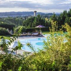 Отель Relais Villa Belvedere бассейн фото 3