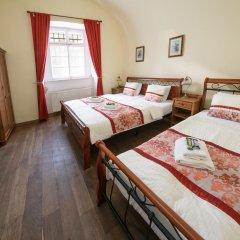 Отель Loreta Чехия, Прага - отзывы, цены и фото номеров - забронировать отель Loreta онлайн комната для гостей фото 4
