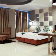 Отель FuramaXclusive Asoke, Bangkok 4* Номер категории Премиум с различными типами кроватей фото 24