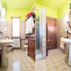 Отель Villa Le Casaline Сполето ванная