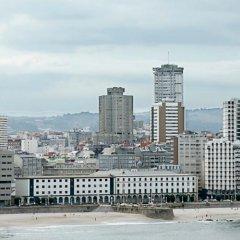 Hotel Mar del Plata пляж фото 2
