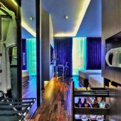 Отель Galleria 10 Sukhumvit Bangkok by Compass Hospitality 4* Стандартный номер с двуспальной кроватью фото 7