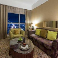 Отель Dusit Thani Dubai Номер Делюкс с различными типами кроватей фото 4