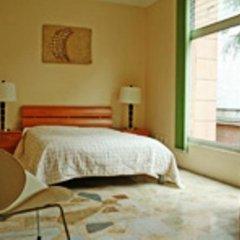 Отель Suites del Carmen - Pino Мехико комната для гостей фото 3