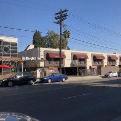 Отель Knights Inn Los Angeles Central / Convention Center Area фото 4