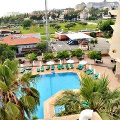 Nerton Hotel балкон