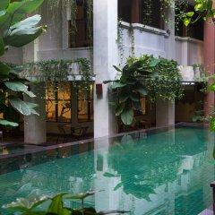 Ubud Village Hotel бассейн фото 3