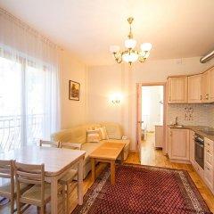 Отель Aparte Lux 3* Апартаменты с различными типами кроватей фото 2