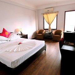 Hanoi Golden Hotel 3* Улучшенный номер с различными типами кроватей фото 6