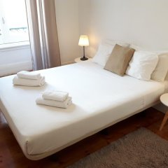 Отель Chalet D Ávila Guest House Лиссабон комната для гостей фото 5