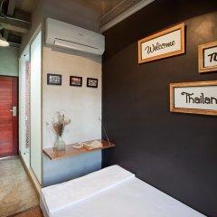 Отель Smile Inn 2* Номер категории Эконом с различными типами кроватей фото 4