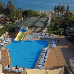 Akin Paradise Hotel бассейн фото 2