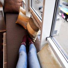Гостиница Амбассадор Плаза 4* Стандартный номер с различными типами кроватей фото 12