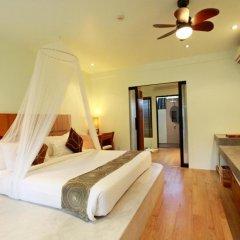 Отель Mimosa Resort & Spa 4* Номер Делюкс с различными типами кроватей фото 16