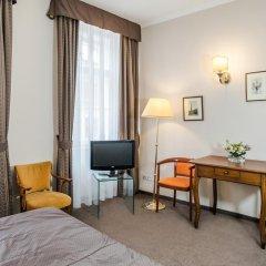 Hotel Leonardo Prague 4* Стандартный номер с различными типами кроватей фото 12