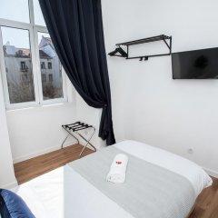 Отель Lisbon Check-In Guesthouse 3* Стандартный номер с различными типами кроватей фото 11