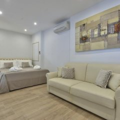 Отель Palazzo Violetta 3* Студия Делюкс с различными типами кроватей фото 9