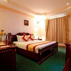 New Pacific Hotel 4* Представительский люкс с различными типами кроватей фото 3