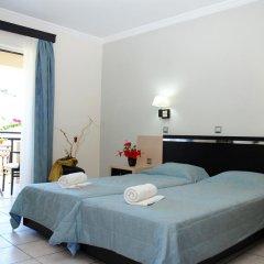Letsos Hotel 3* Студия Эконом с различными типами кроватей