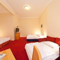 Novum Hotel Gates Berlin Charlottenburg комната для гостей фото 4