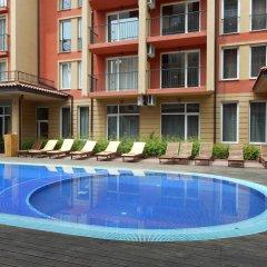 Отель View Central Apartment 5311 Болгария, Солнечный берег - отзывы, цены и фото номеров - забронировать отель View Central Apartment 5311 онлайн бассейн