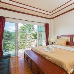 Отель Patong Rai Rum Yen Resort 3* Апартаменты с двуспальной кроватью фото 8