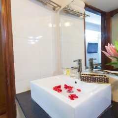 Hanoi Rendezvous Boutique Hotel 3* Номер Делюкс с различными типами кроватей фото 9