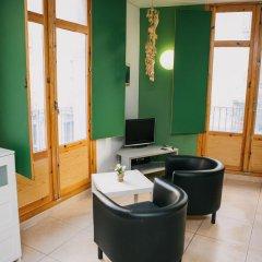 Апартаменты Apartments Barcelonasiesta комната для гостей фото 3