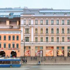 Апартаменты Невский 79 Апартаменты разные типы кроватей фото 22