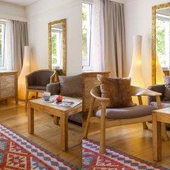 Отель Oslo Guldsmeden 3* Улучшенный номер с двуспальной кроватью