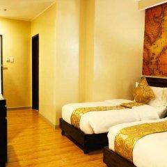 Palm Grass Hotel 3* Улучшенный номер с различными типами кроватей фото 3