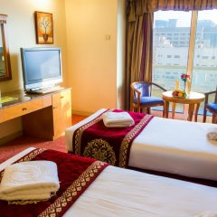 Ramee Guestline Hotel 2* Стандартный номер с различными типами кроватей фото 6