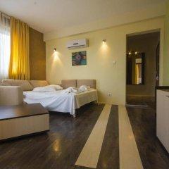 Отель Coral Болгария, Аврен - отзывы, цены и фото номеров - забронировать отель Coral онлайн комната для гостей фото 3