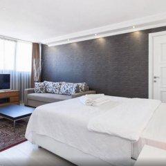 Отель Defne Suites Улучшенные апартаменты с различными типами кроватей фото 27