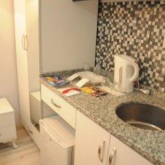 Отель Sunrise Istanbul Suites 5* Студия с различными типами кроватей фото 2