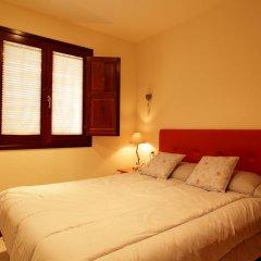 Отель El Porxo De Can Baixeres Монсени комната для гостей