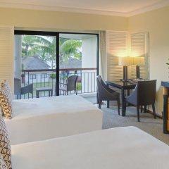 Отель Sofitel Fiji Resort And Spa 5* Улучшенный номер с 2 отдельными кроватями фото 4