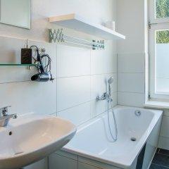 Отель Windrose Германия, Росток - отзывы, цены и фото номеров - забронировать отель Windrose онлайн ванная фото 2