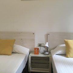 Отель La Palmera Hostal Стандартный номер