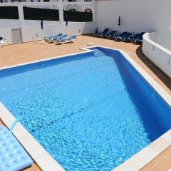 Отель Albufeira Mar Vilas Португалия, Албуфейра - отзывы, цены и фото номеров - забронировать отель Albufeira Mar Vilas онлайн бассейн