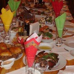 Гостиница Тиман-Хаус питание