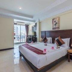 Отель Siwalai City Place Pattaya Стандартный номер фото 4